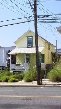 Vernacular beach house, Wildwood, N.J.